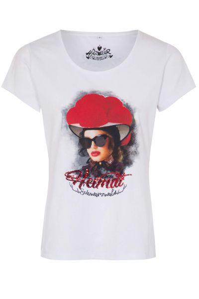 Hangowear Damenshirt Clarissa 1201 71104 weiss 0100
