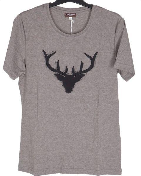 97174 Krüger Buam T-Shirt grau (044) Gr S 37/38