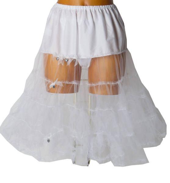 1000 2223 my choice Petticoat 70 cm weiss