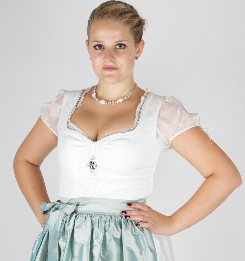 91fc3a570d1c8 ... Vorschau  Sportalm Braut Dirndl Seewalchen 110er länge off white ...