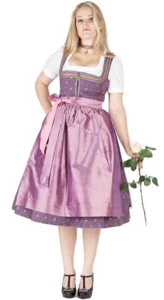 Sportalm Dirndl Frauenstein 70er lila flieder