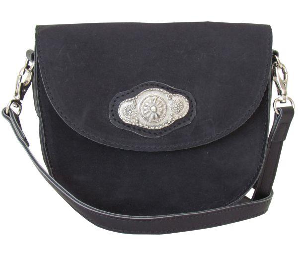 Lady Edelweiss Trachtentasche 30961 Schwarz Spange