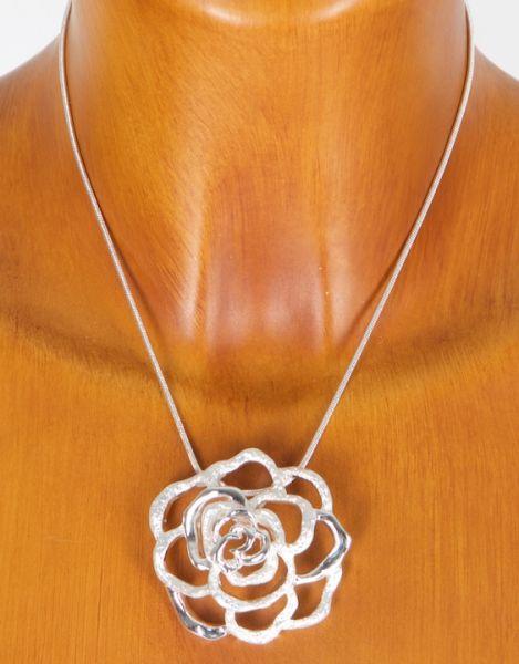 Sweet 7 Halskette BC 5 mit Rose hell