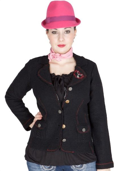 S-568 Country Line Walkjacke schwarz (70)