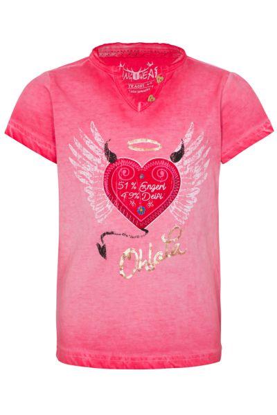 Hangowear T-Shirt Kid`s Rike 1191 70899 Rot 0112