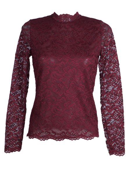 My Choice Damen Shirt Hanna 0717 4351 Beere Fb 670 langarm