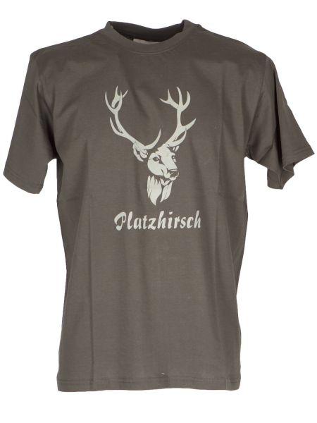 Hubertus Huntingmaster T-shirt 10727618 Platzhirsch oliv 315