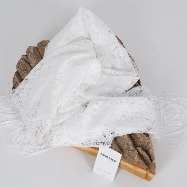 Sportalm Strickschal Roberta spitze bright white