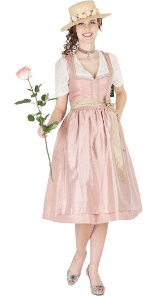 Wenger Dirndl Biggy 14143 70er rose