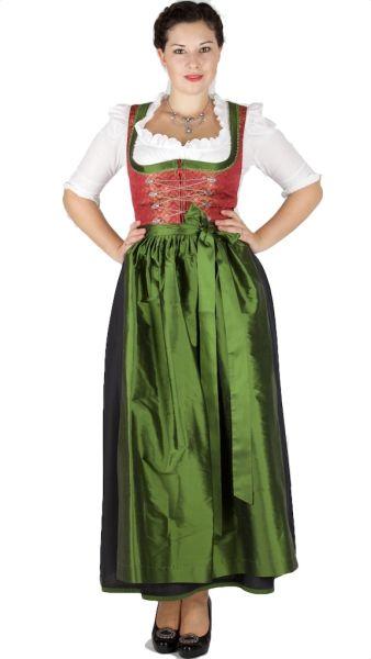 15136 Poesie by Hofer Dirndl Oderer 95er länge fraise grün