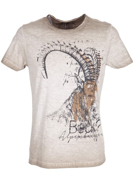 Hangowear T-Shirt Rudi 708872 braun