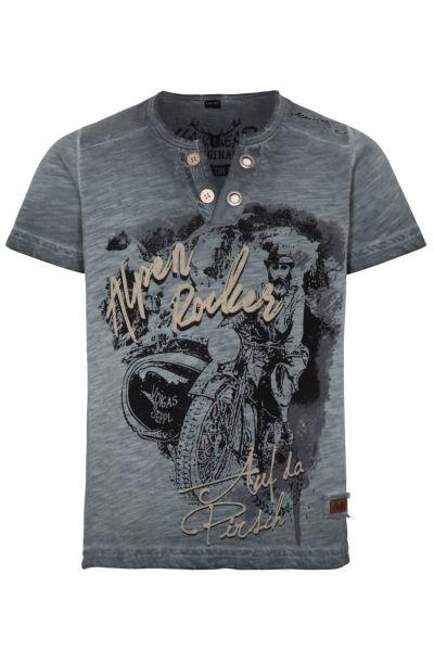 Hangowear T-Shirt Pawel Kids 1202 71255 blau 0141