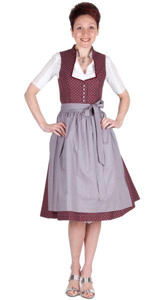 Wenger Dirndl Sophie 16512 65er pflaume