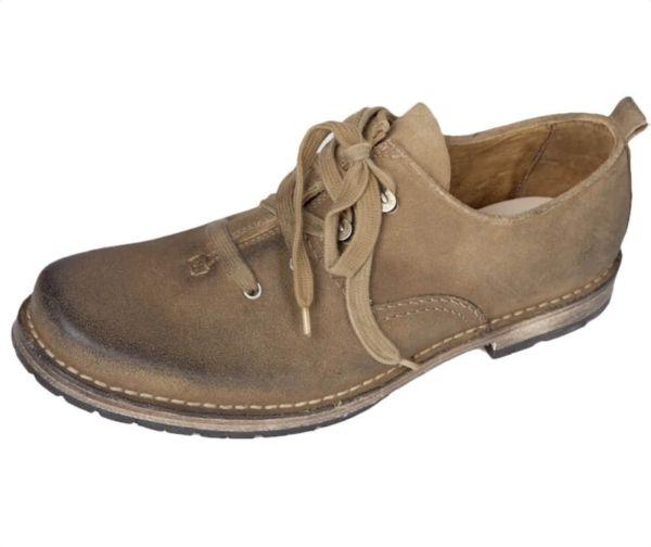 651626 dirndl bua Schuhe Ochse lehm