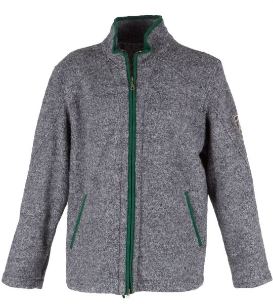 Elmau Walkjacke 1415020 Elias anthra (017)