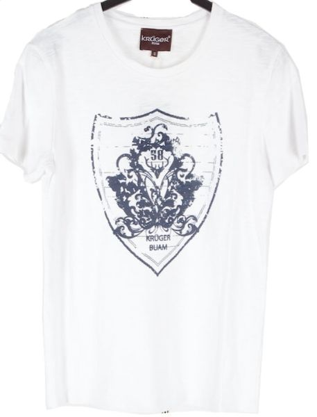 98260 Krüger Buam T-Shirt weiss