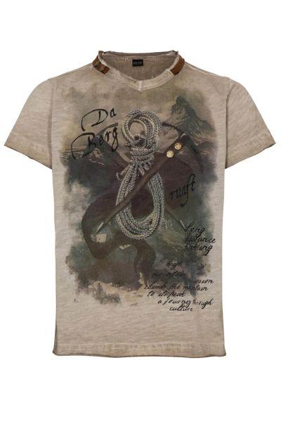 Hangowear T-Shirt Emilio Kids 1202 71254 Beige 0101