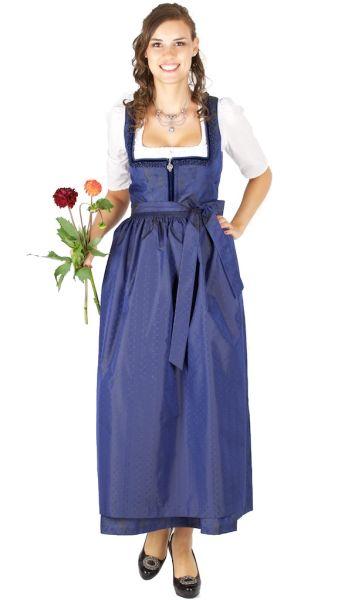 14920 Wenger Dirndl Diana 95er länge blau
