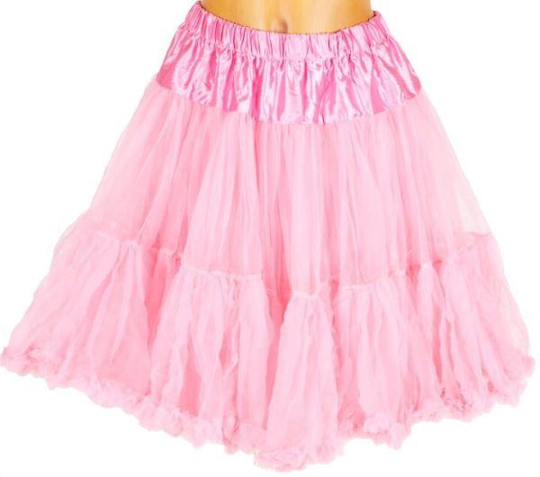 311955 MarJo Fluffy Petticoat 55er pink
