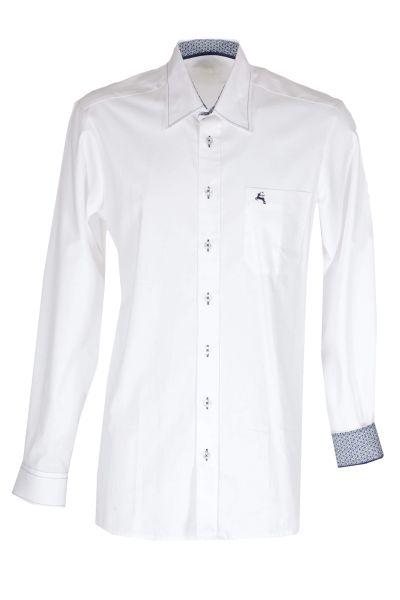 Hammerschmid Herrenhemd 202 1264 00 Weiss