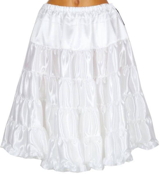 T-3051 Tramontana Petticoat 60cm weiss