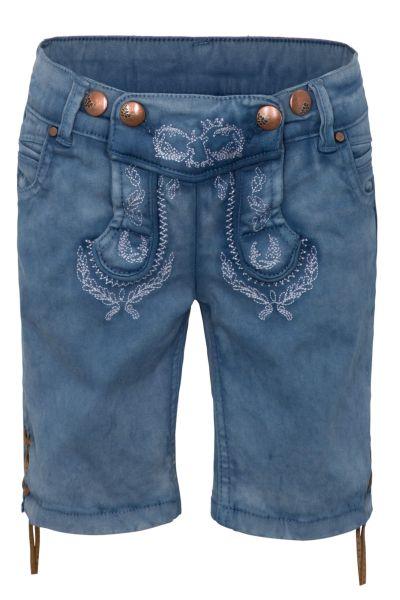 Hangowear Trachten Short Kid`s Dkl-blau 1708