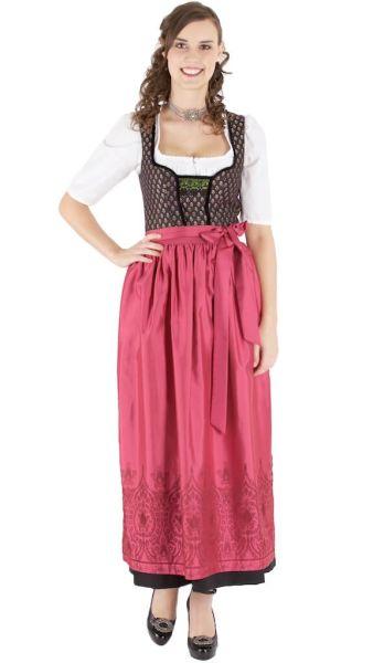 13516 Wenger Dirndl Dolly 95er Gr 34 schwarz pink