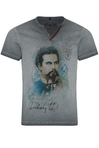 Hangowear Herren T-Shirt Almont denim
