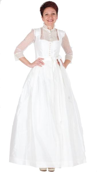 Sportalm Dirndl Attersee 110er optical white