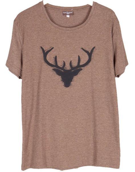 97174 Krüger Buam T-Shirt braun (007)