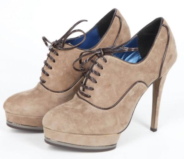 rosaRot High Heels Madison-1 Pumps taupe