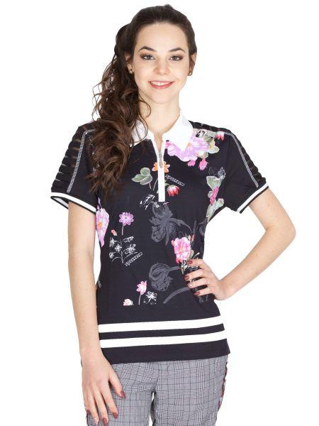 Sportalm Poloshirt Sina 939002722 Schwarz Fb 59