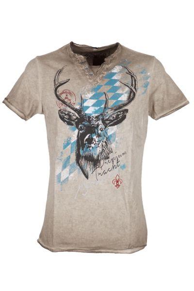 Hangowear T-Shirt Ferdi 706722 bavaria braun
