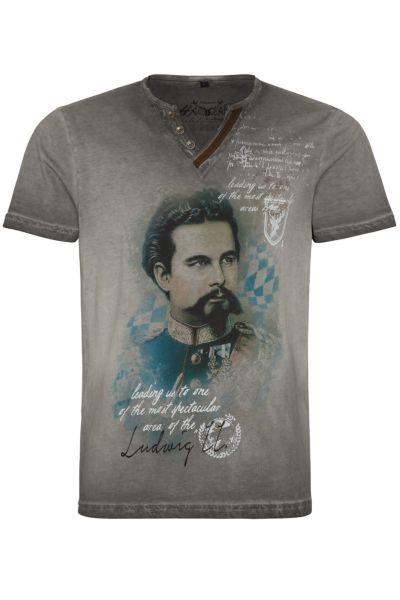 Hangowear Herren T-Shirt Almont anthrazit