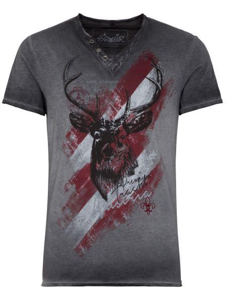 Hangowear T-Shirt Ferdi austria grau