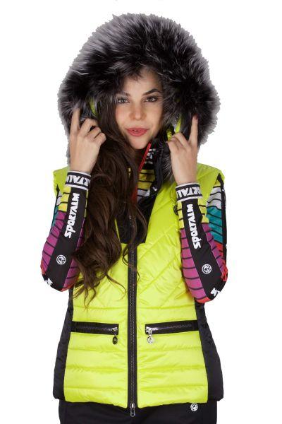 Sportalm Ski Weste Marvellous 902603115 Yellow 63