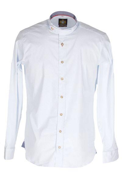Hammerschmid Herrenhemd 202 1622 41 Hellblau