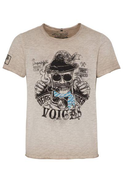 Hangowear Herren T-Shirt Harry 1202 71203 grau bavaria 0201
