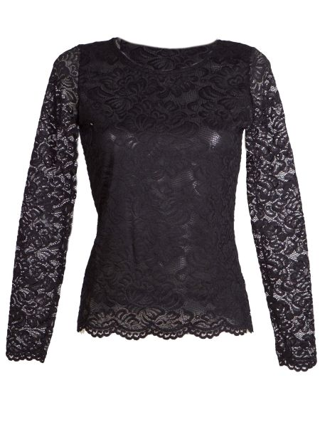 My Choice Damen Shirt Heike 0717 4361 Schwarz Fb 900