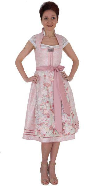 Tramontana Dirndl 65er midi 16593 rosa