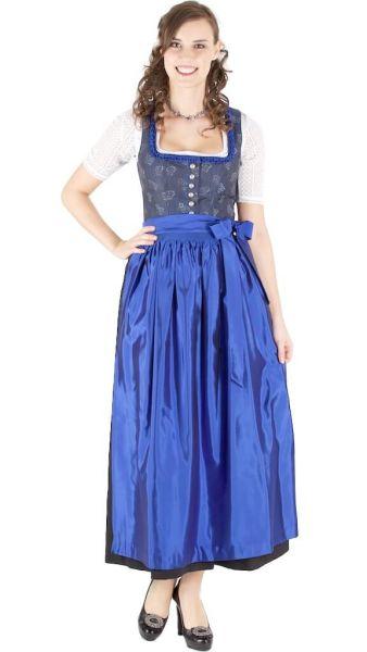13582 Wenger Dirndl Isabella 95er Gr 34 schwarz kornblau